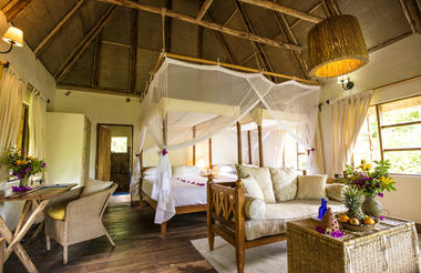 Bwindi Lodge - Luxury Guest Banda