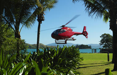qualia Helicopter